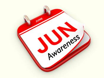 June Awareness Days and Events