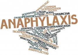 Kids with Anaphylaxis