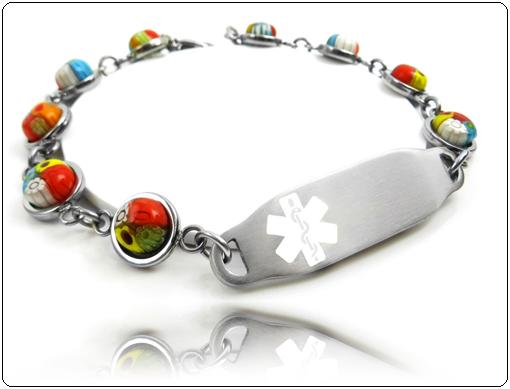 High blood pressure bracelet