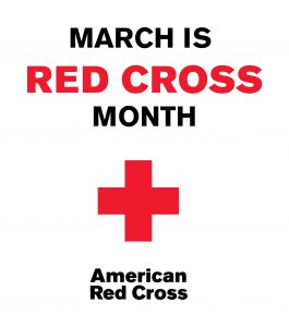 Red Cross Month 2015
