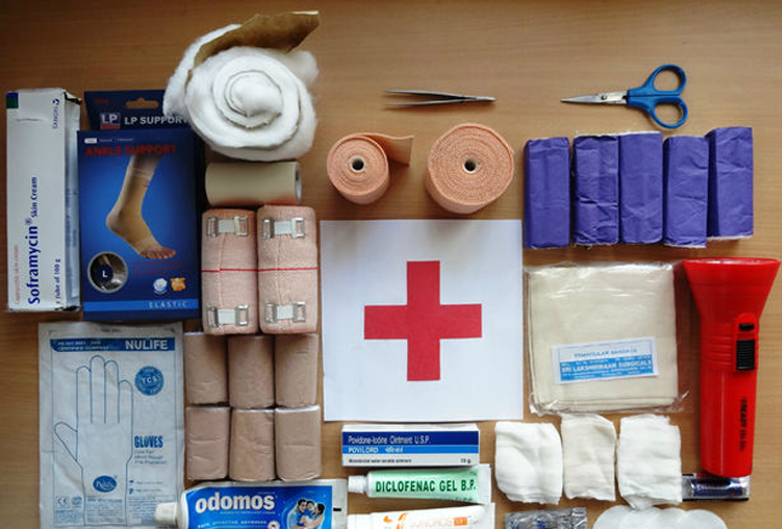 Stock Up! How Prepared is your First Aid Kit?