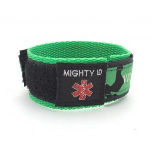 Hello, Mighty ID: Medical ID you can update!